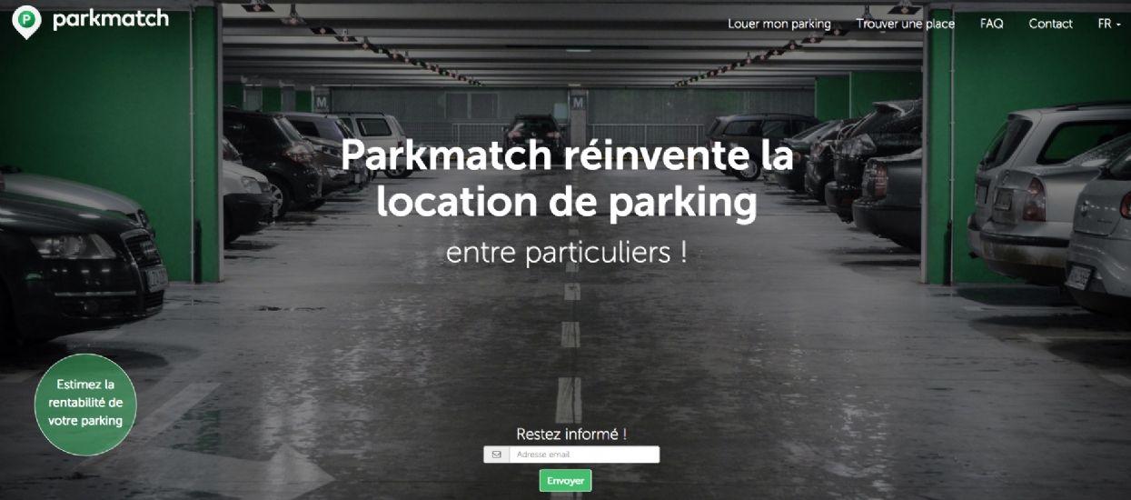 Le Airbnb de la place de parking se lance à Lyon