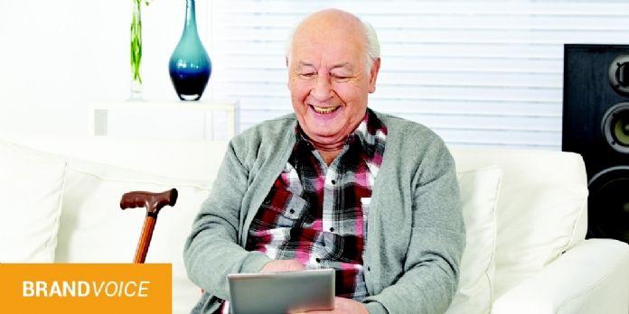 Silver Economie : des jeux sur tablette pour stimuler les seniors