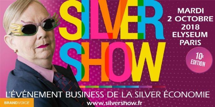 Silver Show 2018 : l'innovation au service du bien-vieillir