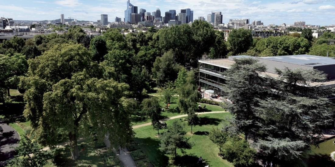 Crystal Park : un réservoir de biodiversité au coeur de Neuilly