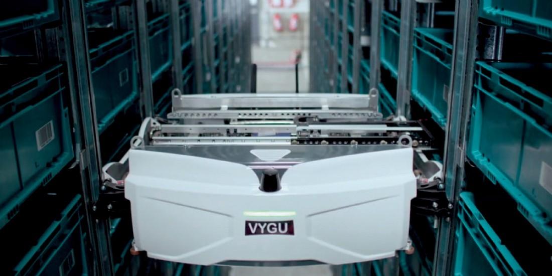 Logistique d'entrepôt: vers l'invasion des robots?