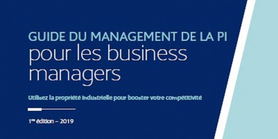 L'INPI propose un 'Guide du management de la propriété industrielle' pour aider les entreprises