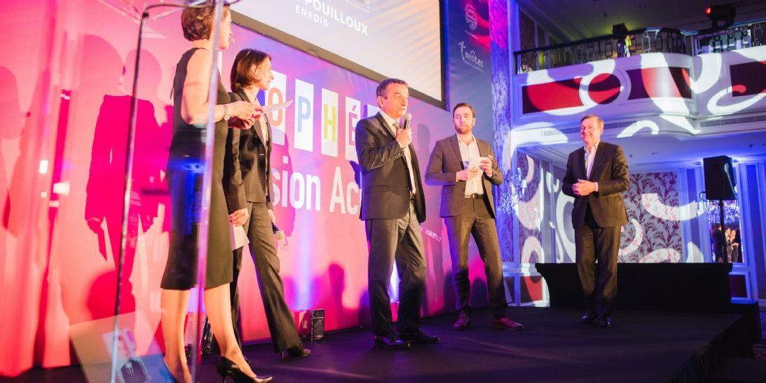 Trophées Décision Achats / CNA 2019: Bertrand Pouilloux, directeur achats de Enedis, élu Décideur Achats de l'année !