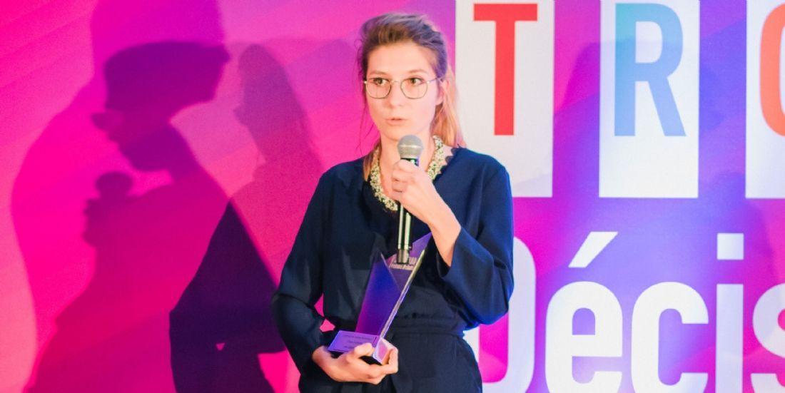 Trophées Décision Achats / CNA 2019 : Claire Bardin (Desma) remporte le Prix Jeune acheteur