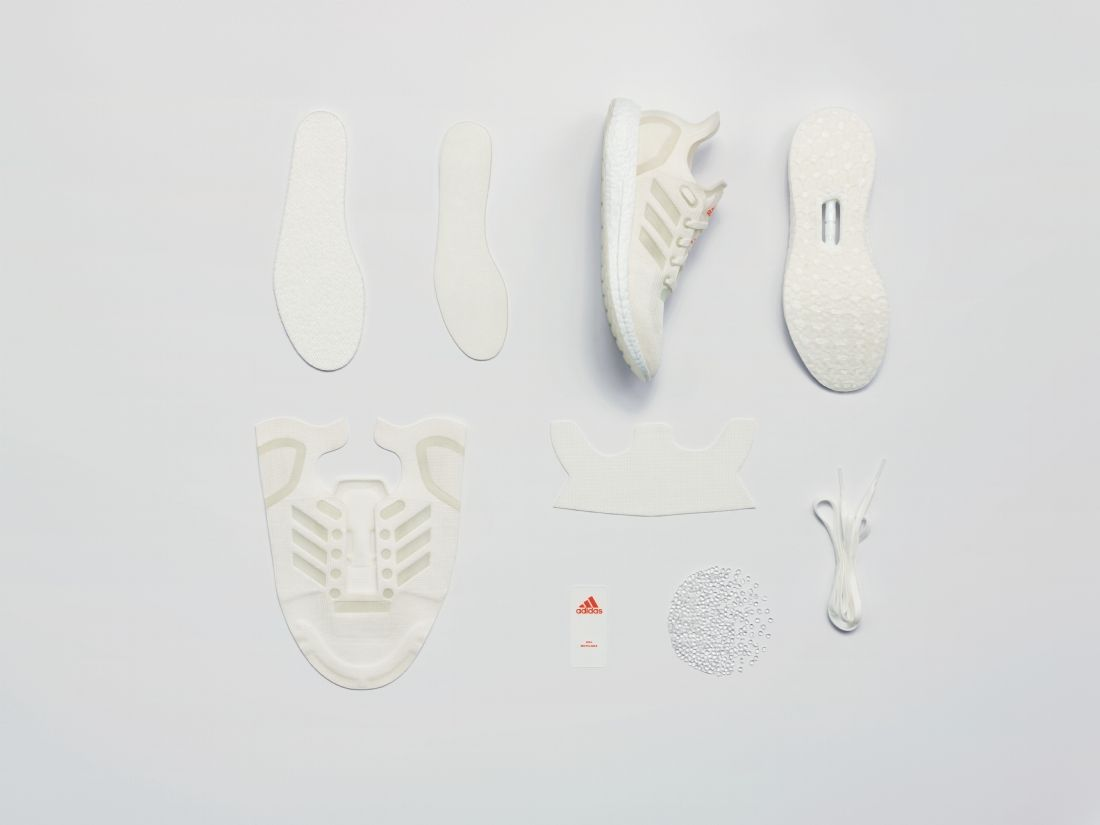 Chaussure Recyclable : Adidas Lancement en 2021