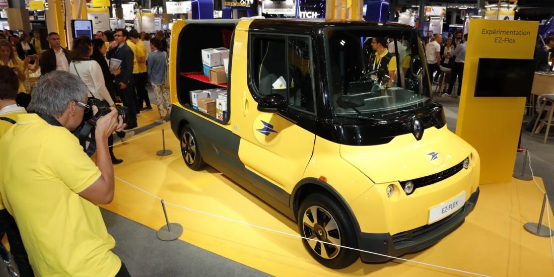 Quand Renault et La Poste travaillent ensemble sur la mobilité