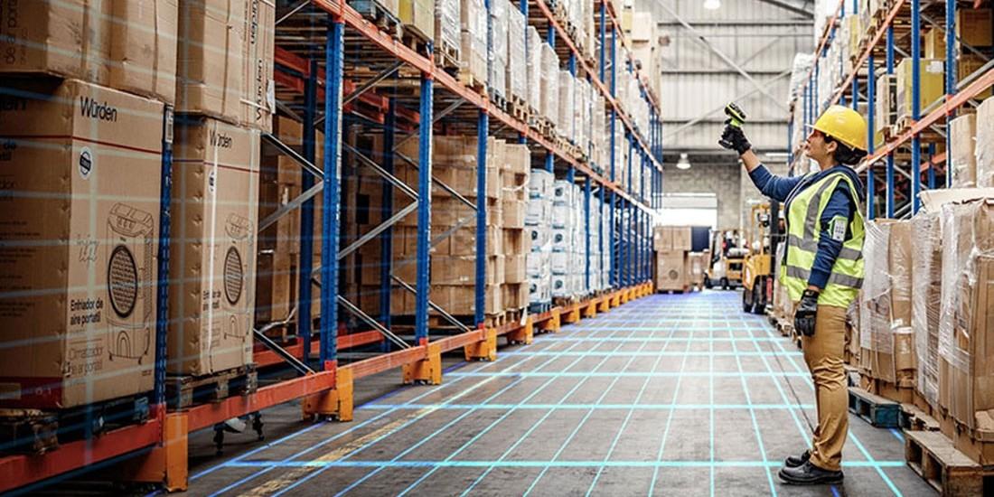 D'ici à 2024, 67% des entreprises prévoient l'automatisation de leurs entrepôts