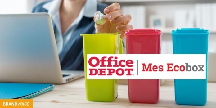 Office DEPOT : Donnez du sens à la RSE