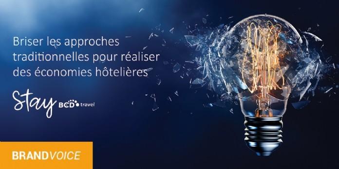 BCD Travel révolutionne la gestion hôtelière