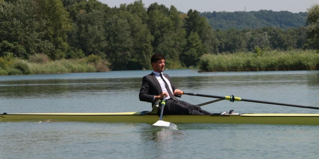 Albéric Cormerais : acheteur et sportif de haut niveau