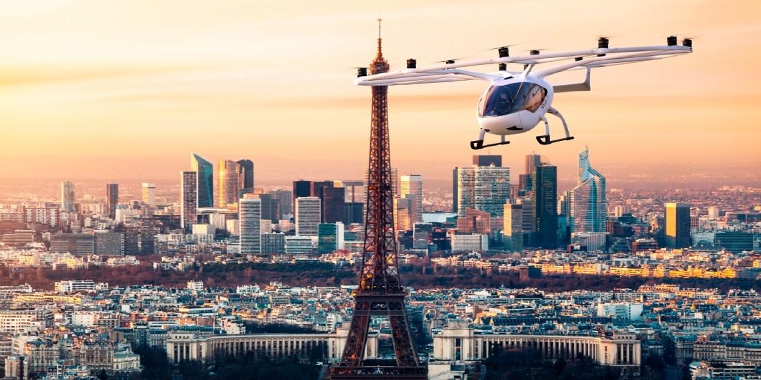 L'avenir de la mobilité urbaine passera-t-il (notamment) par le Volocity?