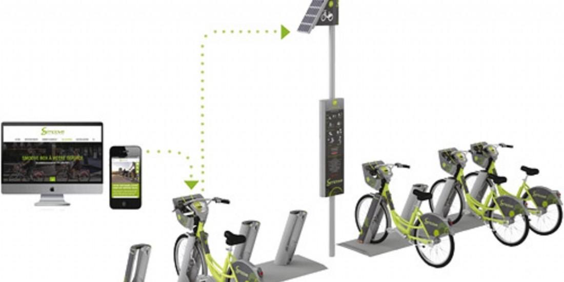 [Start-up sourcing] La technologie au service des flottes de vélos