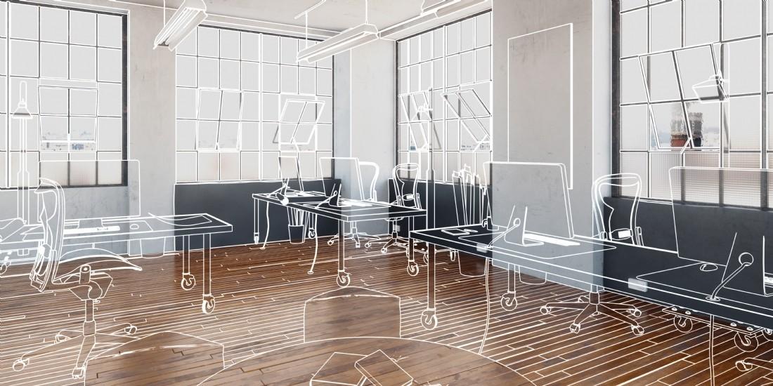 Immobilier d'entreprise : 'des investissements sont nécessaires pour moderniser les espaces de travail'