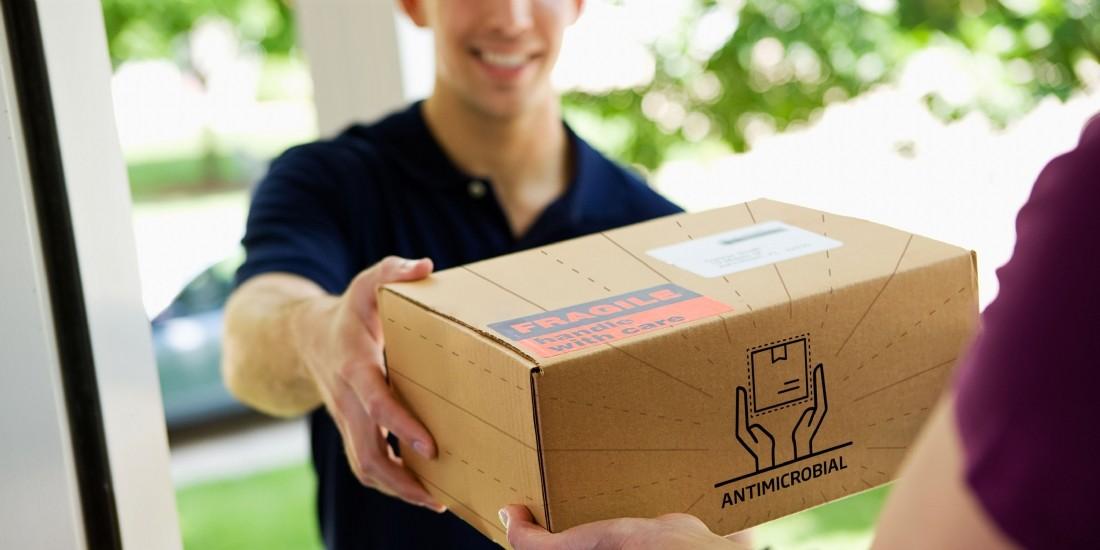 DS Smith crée des emballages antivirus