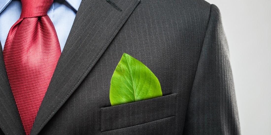 Cap sur le plastique végétal compostable