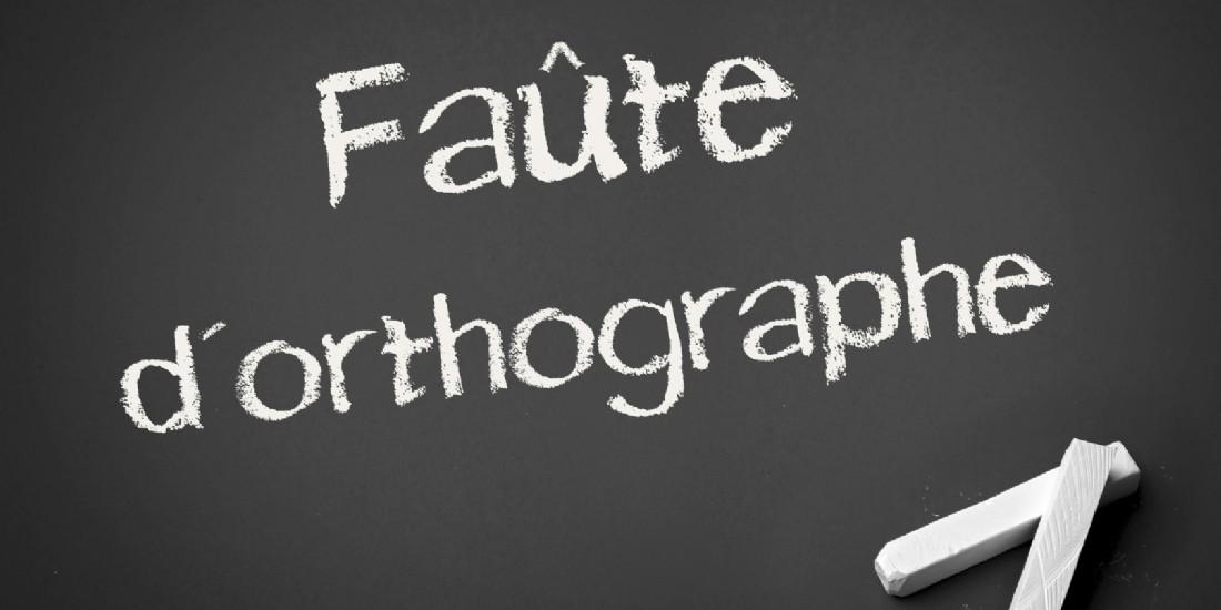 L'orthographe et la grammaire, négligées au travail