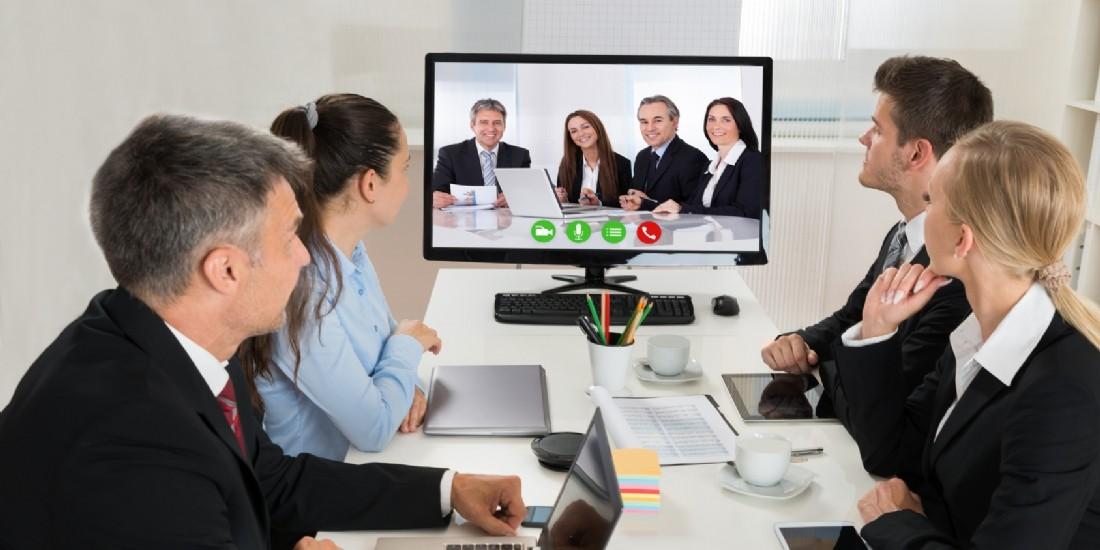 La vidéo-conférence en entreprise ne fait pas l'unanimité