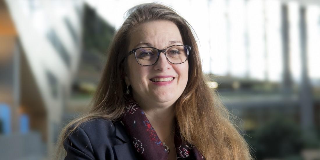 [Trophées] Sonia Martin : 'Mettre mon expérience au service de la collectivité'