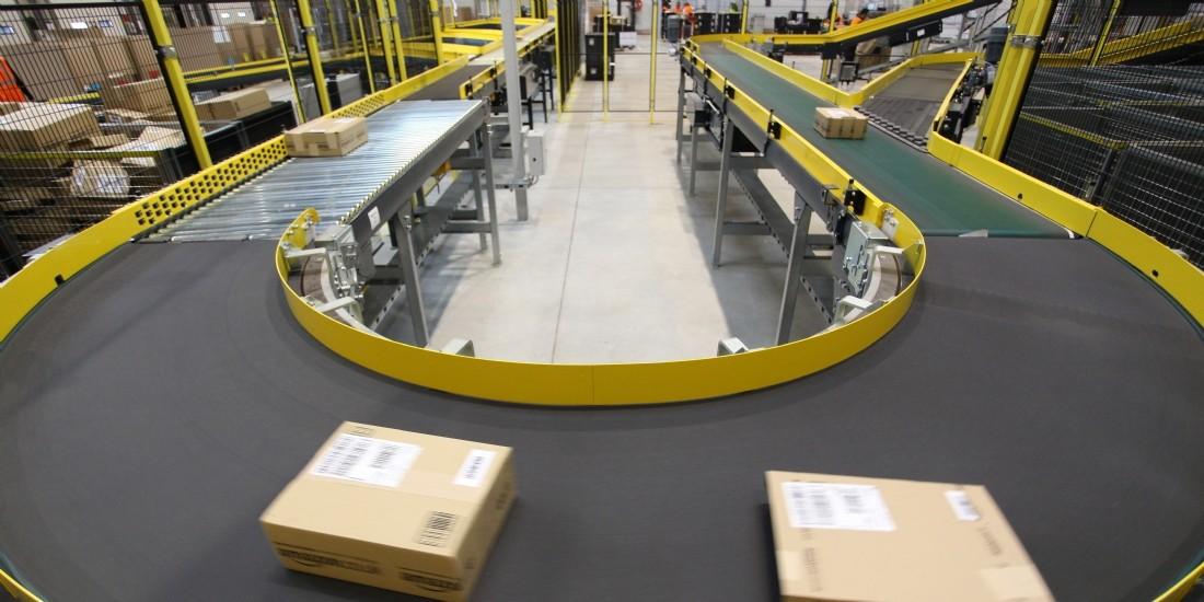 Amazon ferme temporairement ses entrepôts en France
