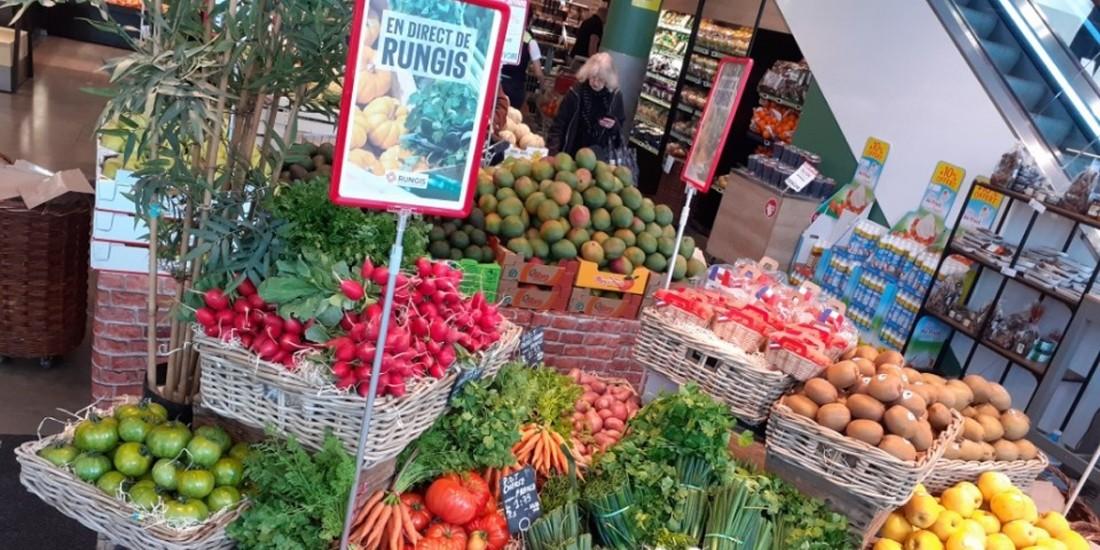Monoprix s'associe au Marché international de Rungis pour une offre plus locale