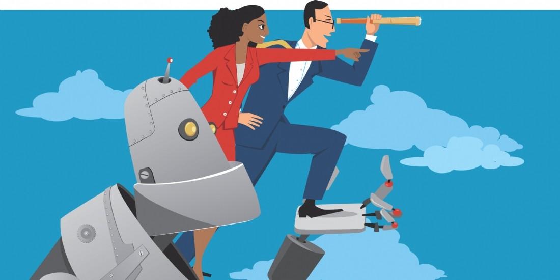 Robotisation et IA : le meilleur des deux mondes pour gagner en performance