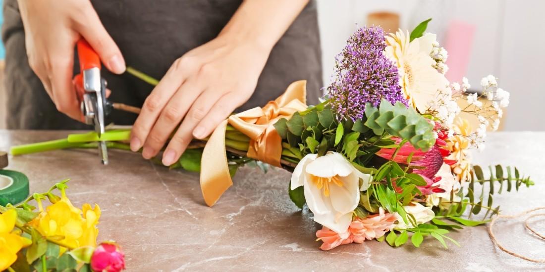 Carrément Fleurs mise sur l'approvisionnement français