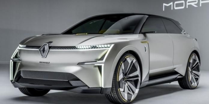 Une grande berline Renault électrique pour contrer Tesla ?