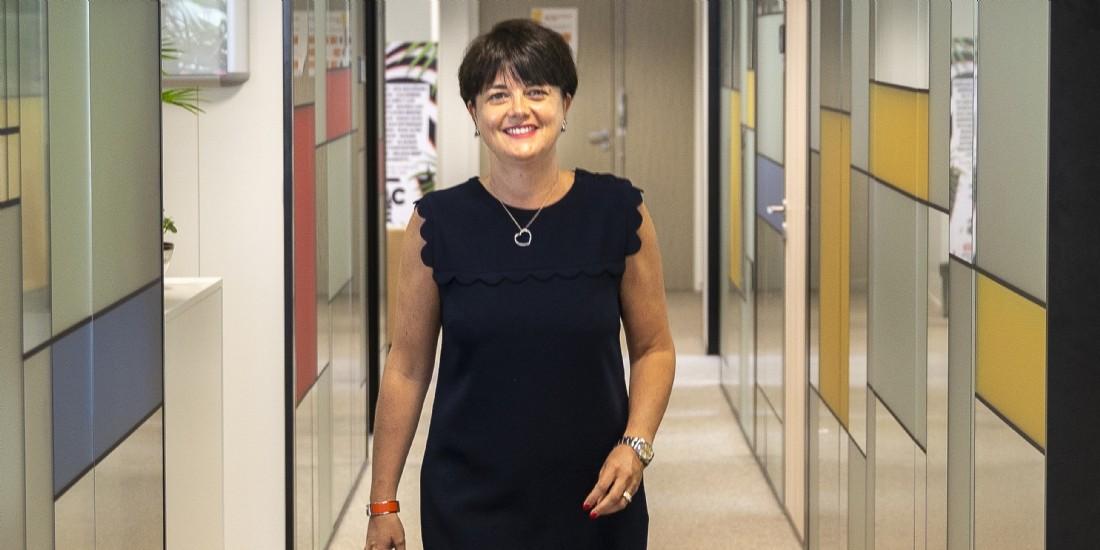 Géraldine Olivier - 'La RSE est un élément clairement différenciant'