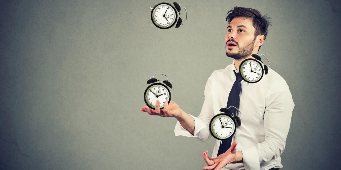 Savez-vous gérer votre temps ? 7 astuces pour ne plus être débordé