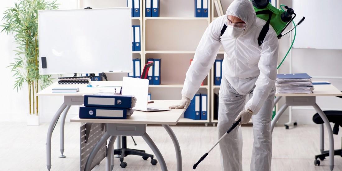 Covid-19 : en première ligne avec les entreprises de propreté