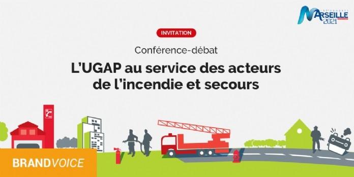 Retrouvez l'UGAP au CNSP - Marseille