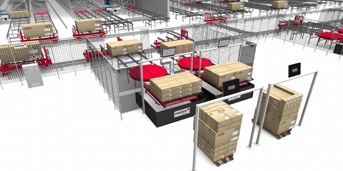 Maisons du Monde conçoit son nouvel entrepôt avec Viastore