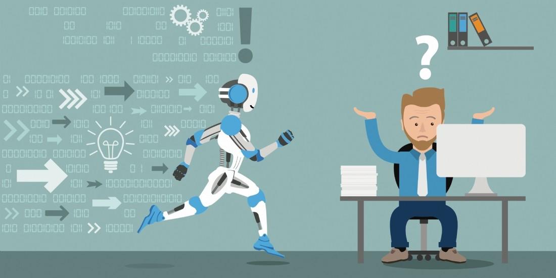 Acheteurs, robotisez les tâches rébarbatives