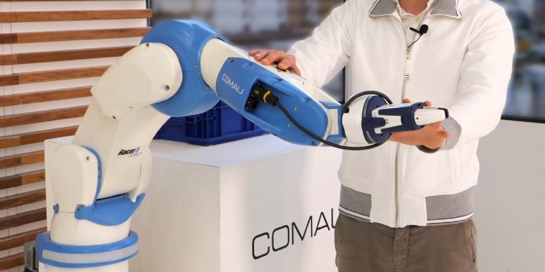 Racer-5 Cobot, le robot qui promet le collaboratif à vitesse industrielle