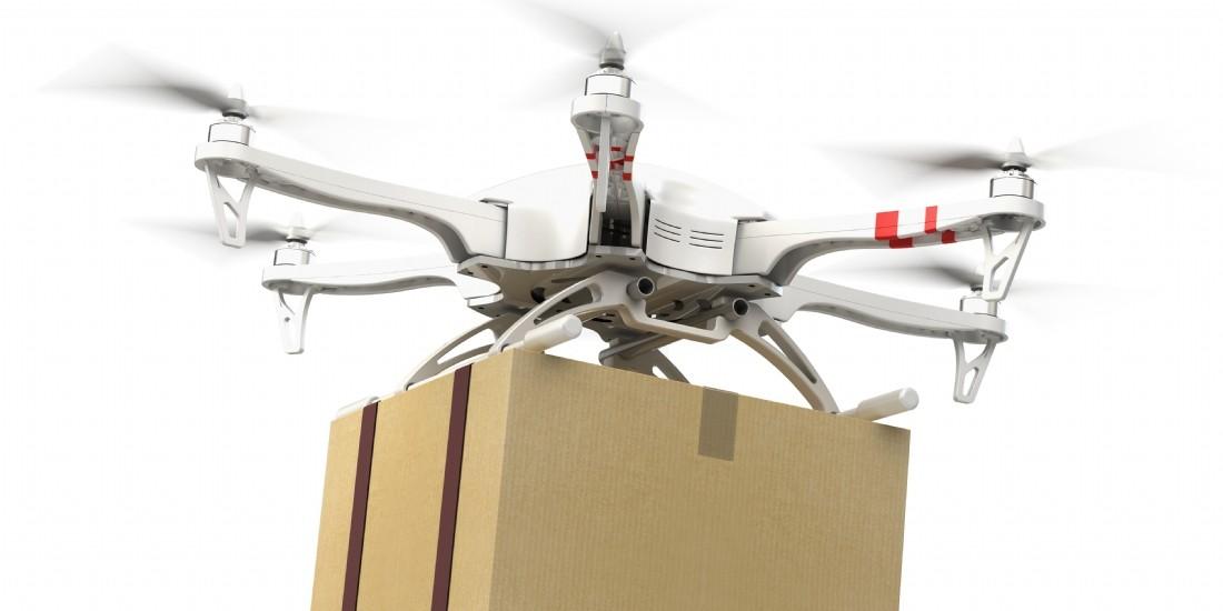Le drone : une alternative sérieuse pour le secteur de la logistique