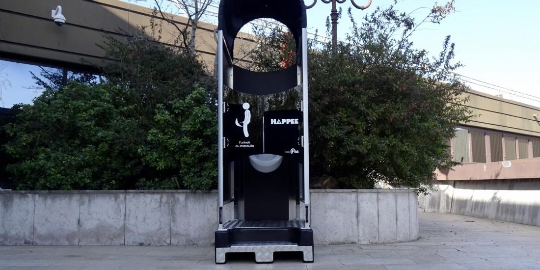 Pourquoi ne pas équiper les villes en toilettes 'autonomes' ?