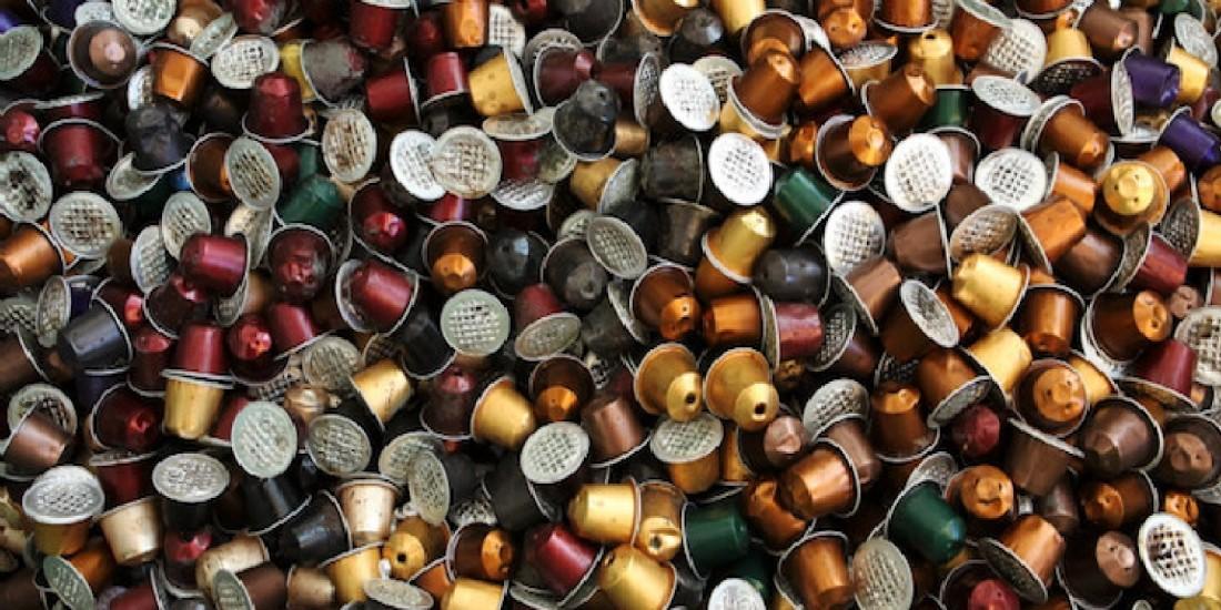 Les capsules en aluminium, maintenant valorisées en France
