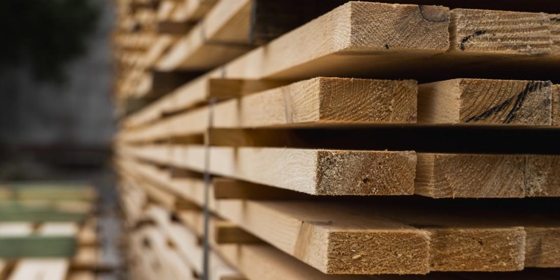 Le bois, cette alternative 'ecolo' presque impossible à trouver