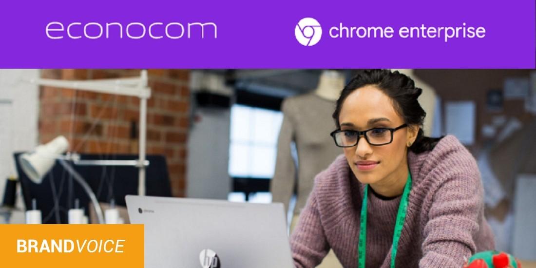 Le Chromebook : la réponse innovante aux attentes des collaborateurs et des entreprises