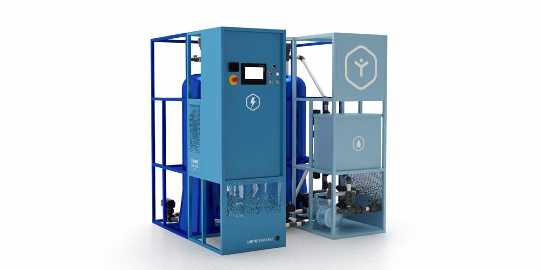 [Start-up sourcing] Inovaya offre une solution de traitement des eaux aux industriels