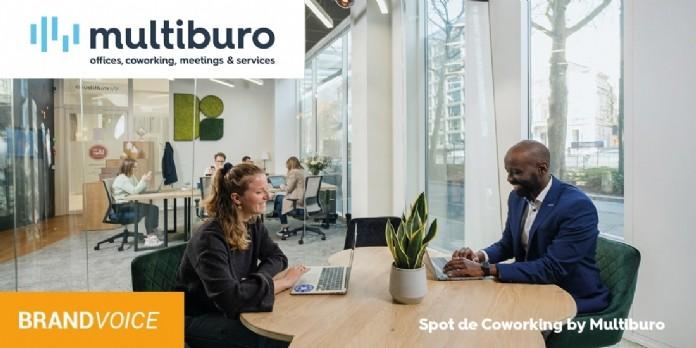 Bureaux flexibles et coworking : 4 leviers d'optimisation