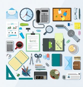 Les fournitures de bureau   Dossier : Panorama des familles d'achats dans l'équipement des bureaux