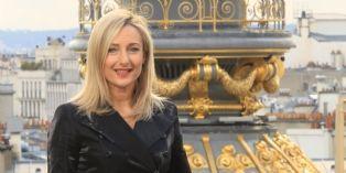 Catherine Newey-Troussier, directrice adjointe des achats en charge du pôle accessoire et chaussure homme du Printemps