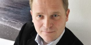Flavien Dhellemmes, directeur des achats non alimentaires d'Auchan France