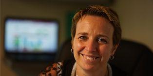 Karine Lagier, responsable des achats de Gamm Vert