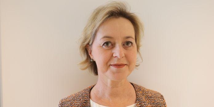 Françoise Guillaume, directrice achats Société Générale