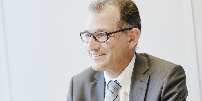 Jean Bouverot, nommé responsable du service achats du ministère de l'Intérieur