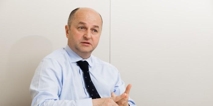 Pascal Décary, nommé directeur achats de la SNCF