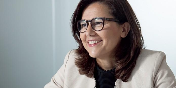Régine Lucas, nommée directrice de la finance durable de l'Oréal