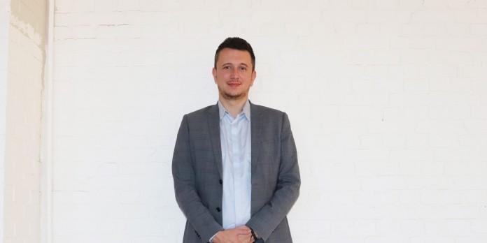Anthony Delabroy, nommé responsable du pôle achats publics durables de CD2E
